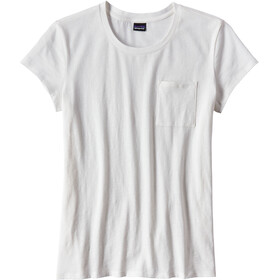 Patagonia Mainstay Tee Women White